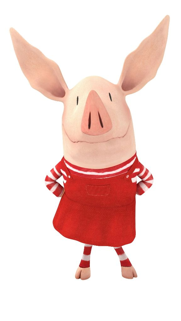 Olivia clipart picture library 96 Best Olivia The Pig Rocks!! Images On P #234865 ... picture library