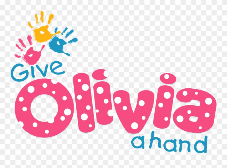 Olivia clipart graphic black and white Charity Logo Design To Give Olivia A Helping Hand, Clipart ... graphic black and white