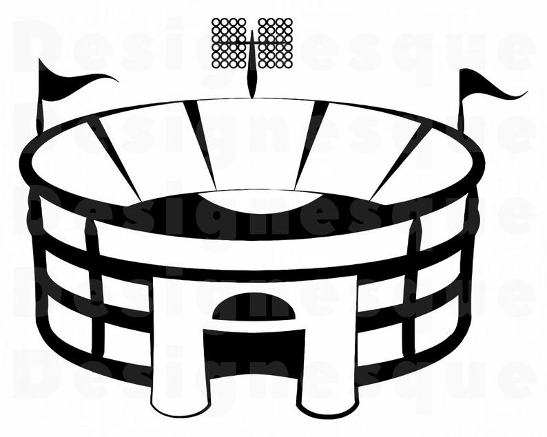 Olympic stadium clipart image download Collection of Stadium clipart | Free download best Stadium ... image download