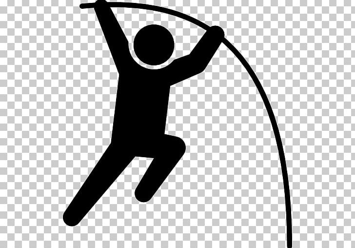Olympic track and field clipart graphic freeuse library Pole Vault At The Olympics Athlete Track & Field Jumping PNG ... graphic freeuse library
