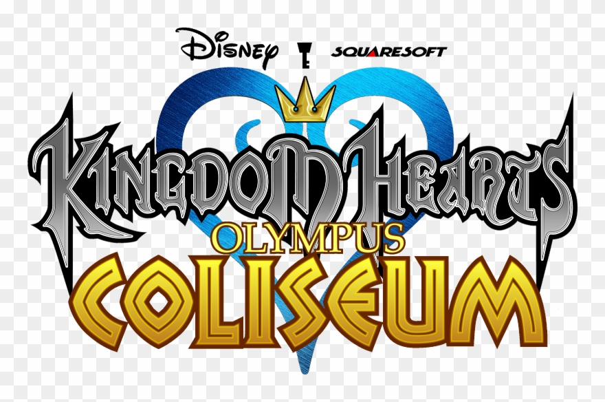 Olympus logo clipart vector free download Olympus Coliseum - Kingdom Hearts 3 Logo Png Clipart ... vector free download