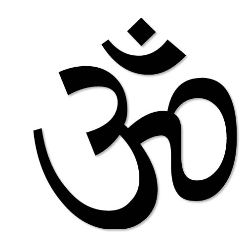 Om cliparts image black and white stock Om clip art - ClipartFest image black and white stock