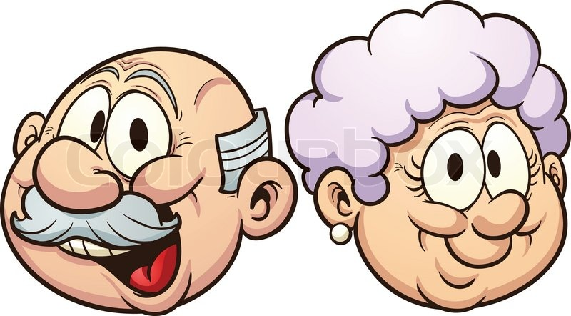 Oma clipart clip art library stock Great Grandma Clipart - Clipart Kid clip art library stock