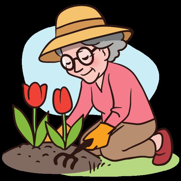 Oma clipart vector library Bij ons vind je cadeaus voor een actieve Oma van zo'n 70 jaar ... vector library