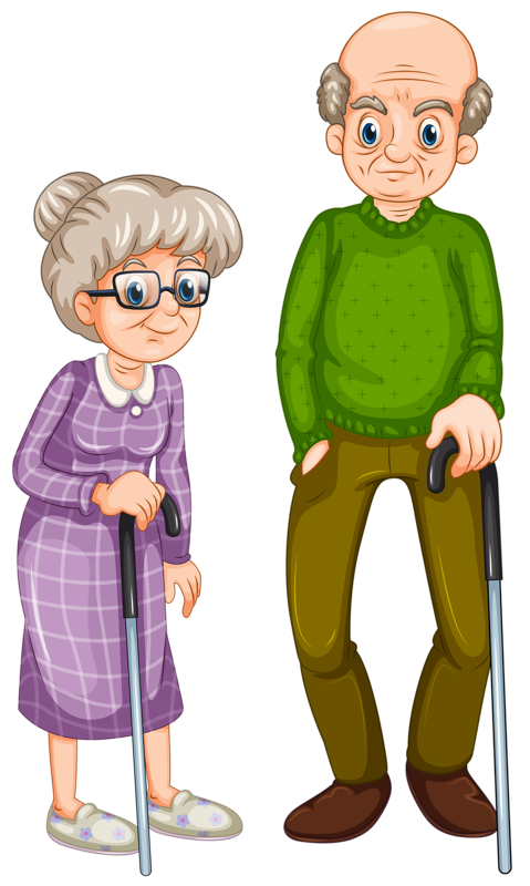 Oma und opa clipart jpg free library 16.png | Oma und opa, Omas und Sprachförderung jpg free library