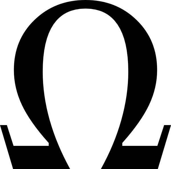 Omega psi phi clip art