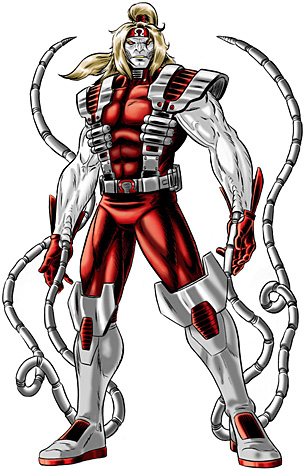 Omega red clipart png transparent Omega Red - Villains Wiki - villains, bad guys, comic books ... png transparent