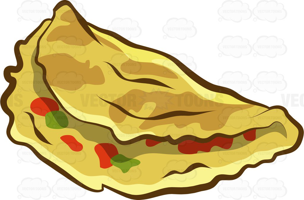 Omelet clipart svg black and white download Omelet Clipart | Free download best Omelet Clipart on ... svg black and white download