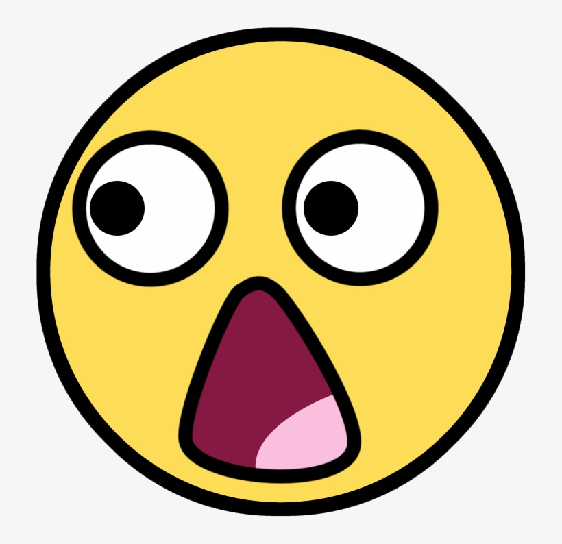 Omg face clipart vector free library Omg Face Png Jpg Library - Cartoon Shocked Face - Free ... vector free library