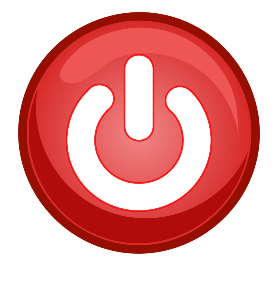 On button clipart svg library stock Power Button Off On Red Png Image - Off Button Clipart ... svg library stock