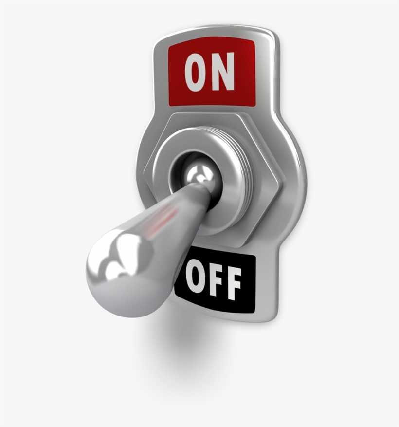 On off button clipart png black and white library Shutdown Button Clipart Car - Stick On Off Switch ... png black and white library