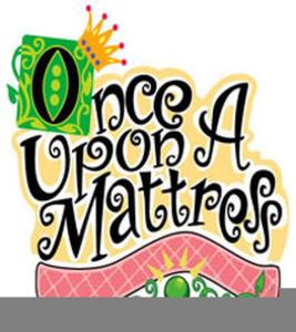 Once clipart black and white download Once Upon A Mattress Clipart | Free Images at Clker.com ... black and white download
