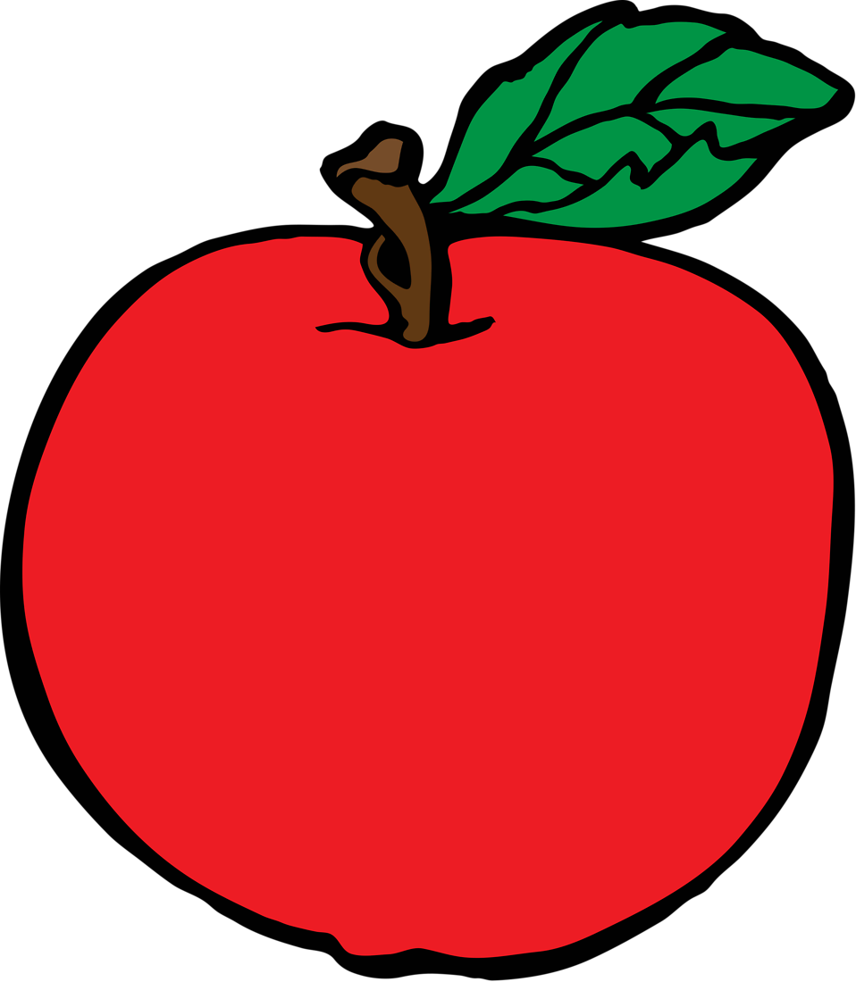 Teacher apple clipart no background clip royalty free download Cartoon Apple - Shop of Clipart Library clip royalty free download