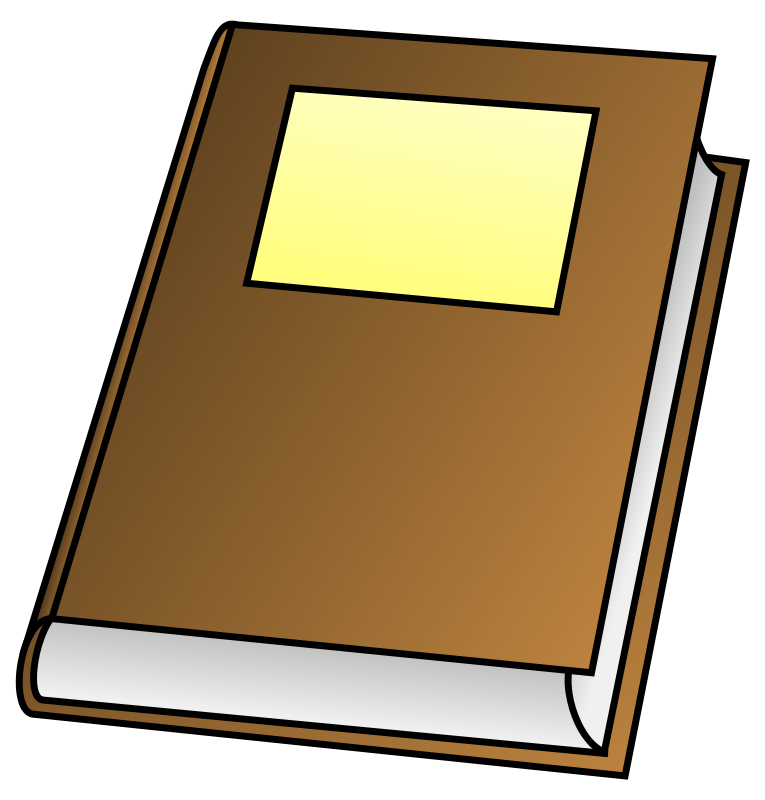 One book clipart clipart royalty free stock a book - Tier.brianhenry.co clipart royalty free stock