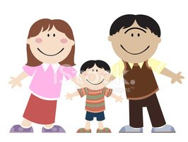 One child clipart image library download One Child Family stock vectors - Clipart.me image library download