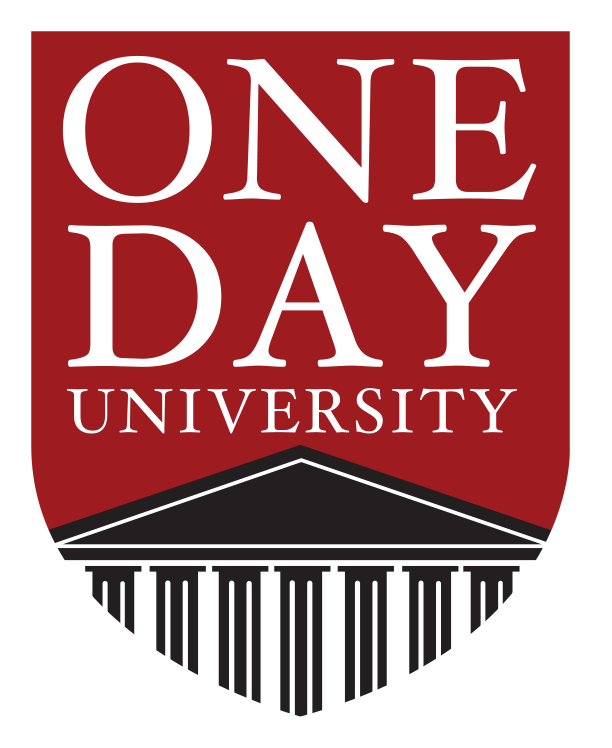 One day at a time clipart clip download ONE DAY UNIVERSITY clip download
