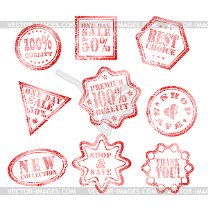 One day sale clipart jpg free library One day sale label rad - vector clip art jpg free library