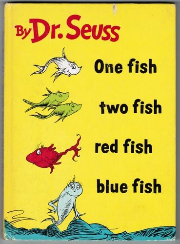 One fish two fish book cover clipart royalty free stock Josh Limon (limonj1) on Pinterest royalty free stock