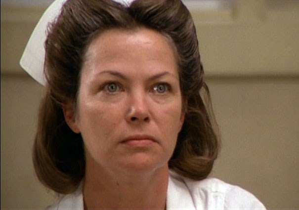 One flew over the cuckoo s nest nurse ratched clipart jpg black and white library See 5 Oscar-winner ONE FLEW OVER THE CUCKOOS NEST star Jack ... jpg black and white library