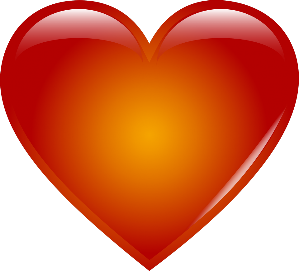 One heart clipart graphic library The Measure Of Our Hearts - School Of Abraham graphic library