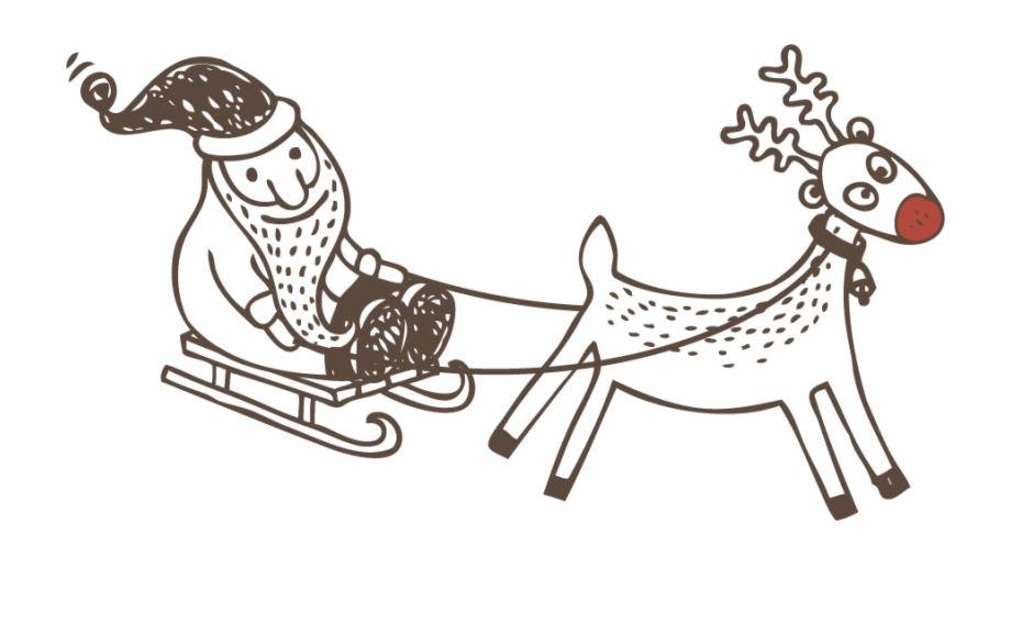 One horse open sleigh clipart vector freeuse Clipart Free Download One Horse Open Sleigh Clipart - One ... vector freeuse