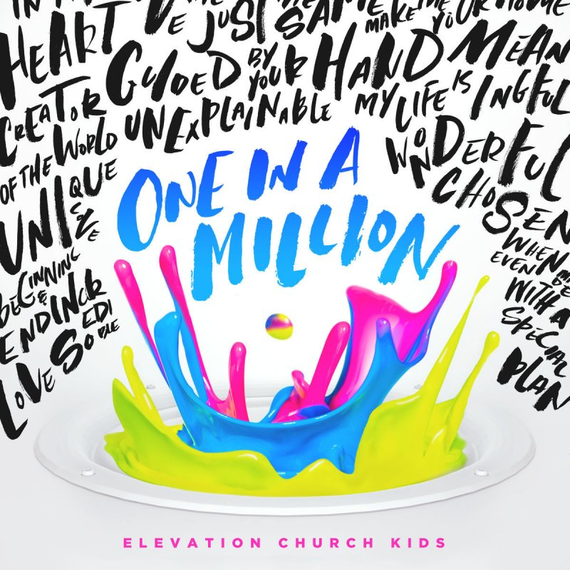 One in a million clipart image download Elevation Church Kids - One In a Million Lyrics | Musixmatch image download