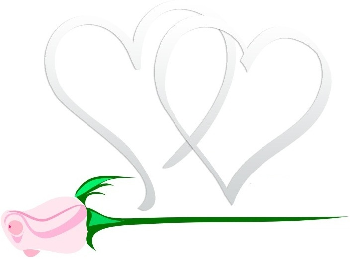 One life clipart jpg free library Two Hearts Sharing One Life | Free Images at Clker.com ... jpg free library