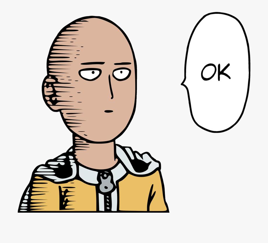 One punch man logo clipart clip art transparent download One Punch Man - One Punch Man Discord Emoji #987260 - Free ... clip art transparent download