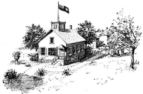 One room schoolhouse clipart png freeuse stock One Room Schoolhouse Clipart - Clip Art Library png freeuse stock