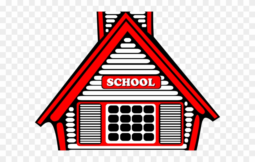 One room schoolhouse clipart picture library library School Clipart Clipart One Room Schoolhouse - Png Download ... picture library library