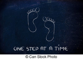 One step at a time clipart picture black and white stock One step time Illustrations and Stock Art. 197 One step time ... picture black and white stock