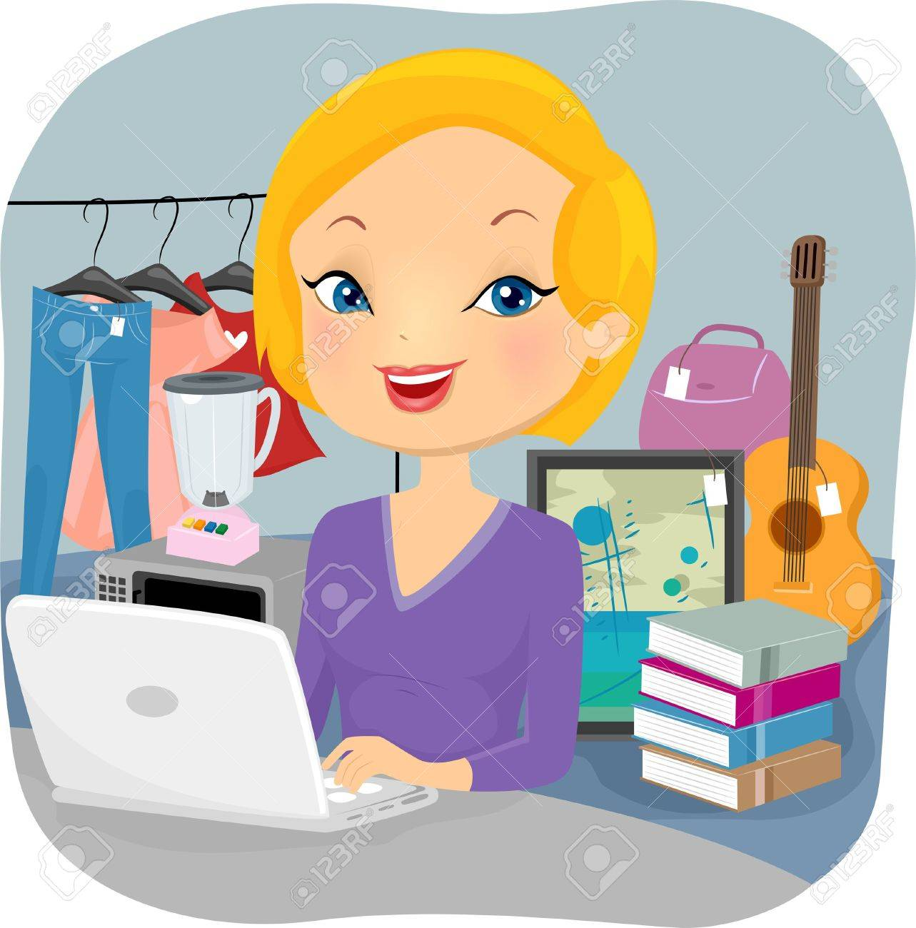 Online business clipart freeuse Online business clipart 4 » Clipart Station freeuse