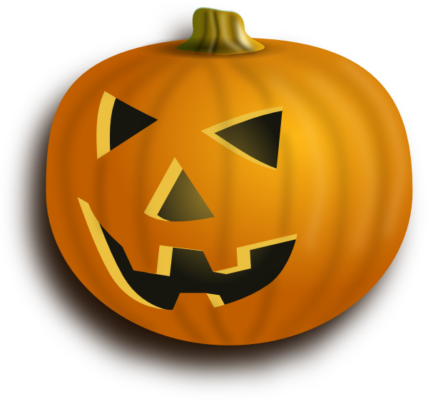 Online pumpkin carving with clipart clip free Pumpkin Carving Contest Clipart: Painted halloween pumpkin faces ... clip free