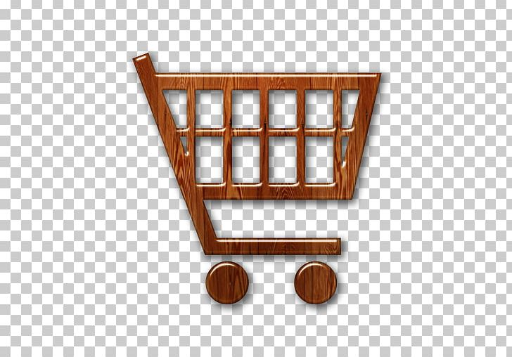 Online shopping cart icon clipart