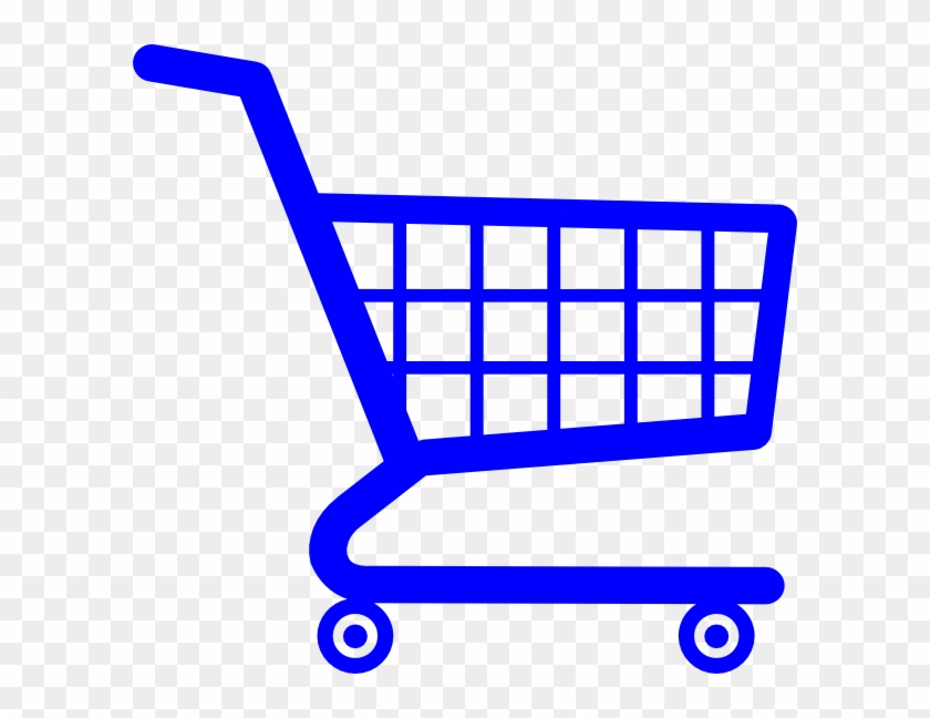 Online shopping cart icon clipart jpg free download Cart Clipart Online Shop - Shopping Cart Png Blue ... jpg free download