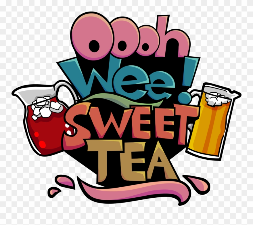Ooh clipart graphic free Ooh Wee Sweet Tea Clipart (#238912) - PinClipart graphic free