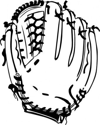 Open baseball cover clipart banner black and white library Free baseball clip art Free vector for free download about (53 ... banner black and white library