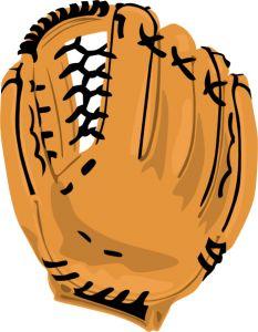 Open baseball cover clipart clip freeuse download baseball-glove | Sports clipart | Pinterest | Art, Sports and Baseball clip freeuse download