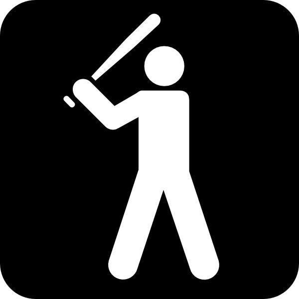 Open baseball cover clipart clip art library stock Baseball Field clip art Free vector in Open office drawing svg ... clip art library stock