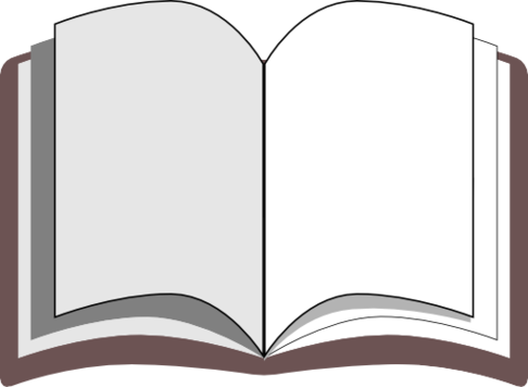 Open book clipart with hearts image freeuse download An open book clipart - ClipartFest image freeuse download