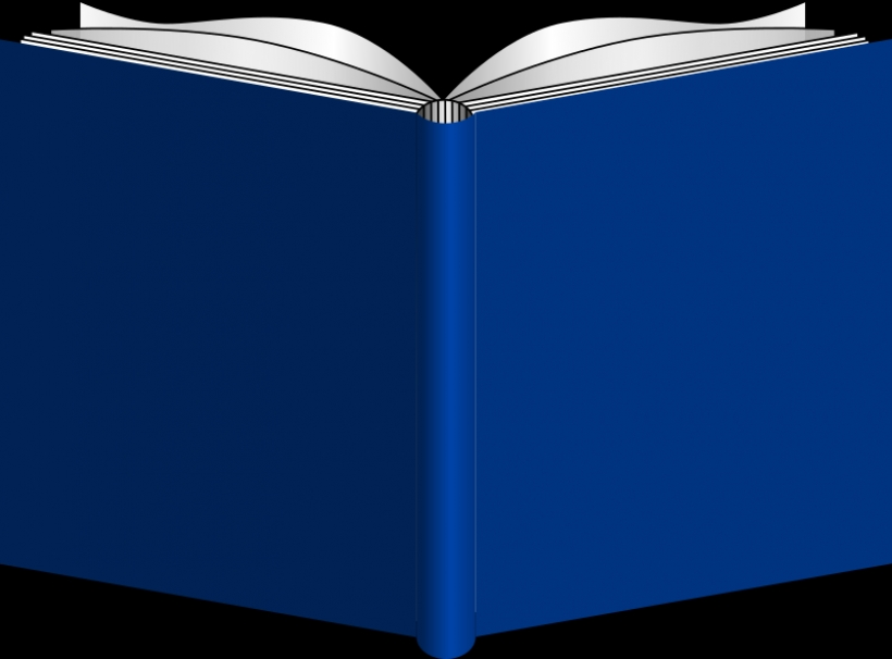 Open book cover clipart vector transparent stock Book cover clip art - ClipartFest vector transparent stock