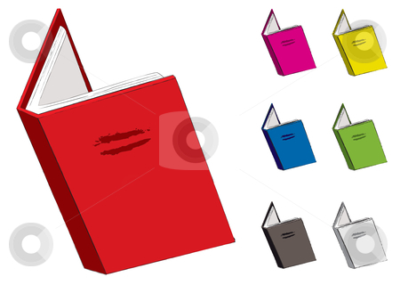 Open book cover clipart graphic royalty free Open Book Clip Art Color   Clipart Panda - Free Clipart Images graphic royalty free