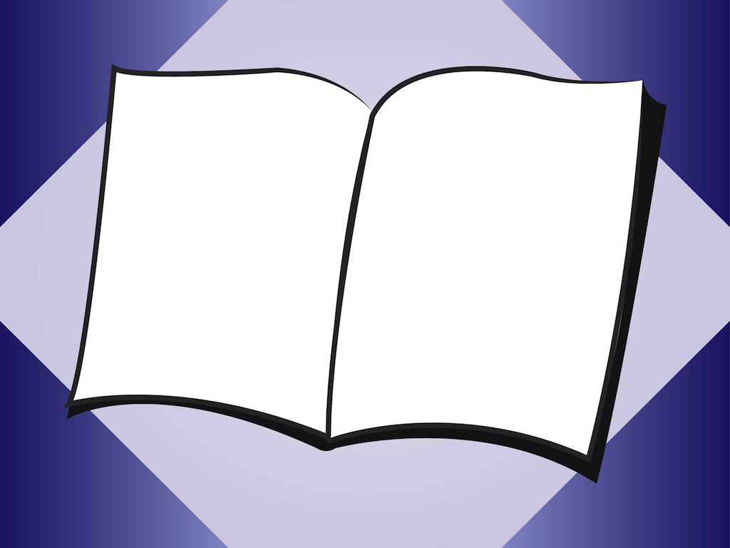 Open book cover clipart graphic royalty free download Blank Book Clipart - Clipart Kid graphic royalty free download