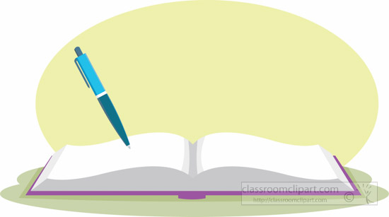 Open books with pen clipart banner freeuse stock Open books with pen clipart - ClipartFest banner freeuse stock