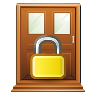 Open locked door clipart image freeuse Locked Door Png & Free Locked Door.png Transparent Images ... image freeuse