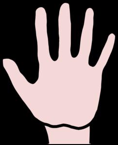 Open palms clipart vector freeuse library Open Hand Clip Art at Clker.com - vector clip art online ... vector freeuse library