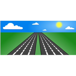 Open road clipart banner library Open Road clipart, cliparts of Open Road free download (wmf ... banner library