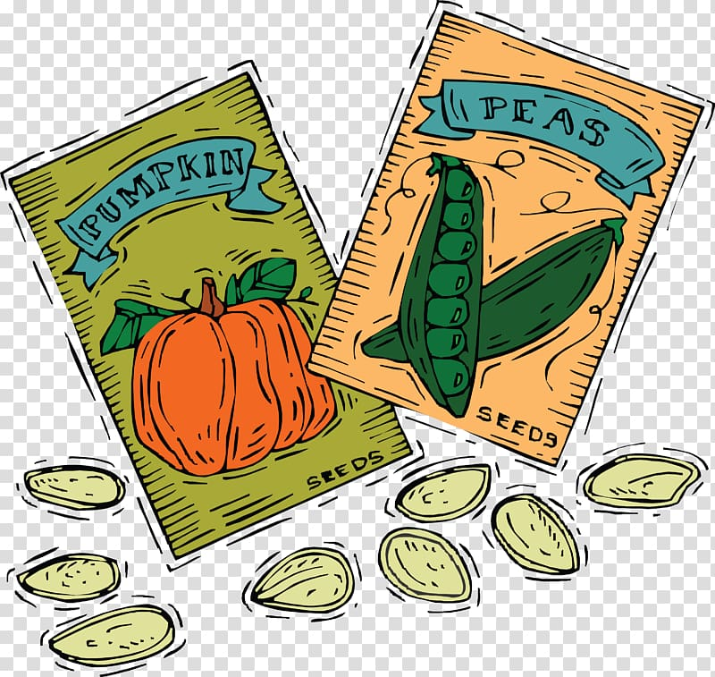 Open seed packets clipart image free stock Seed Packet , seeds transparent background PNG clipart ... image free stock