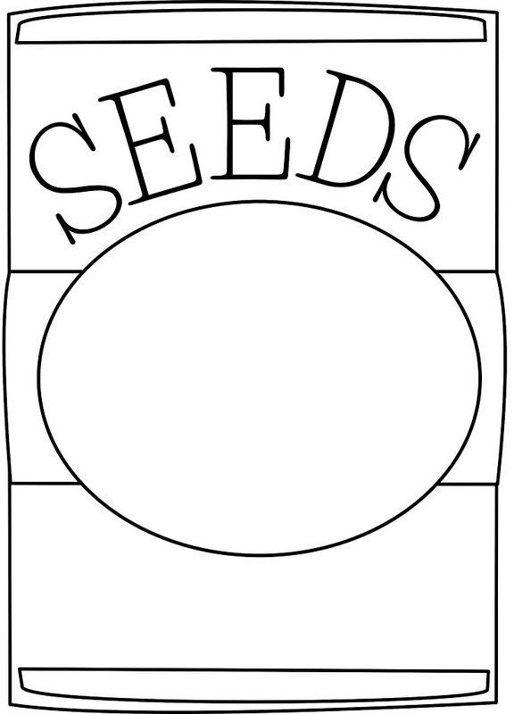 Open seed packets clipart svg transparent stock seed packet | crafts - clip art by shannon | Seed packets ... svg transparent stock