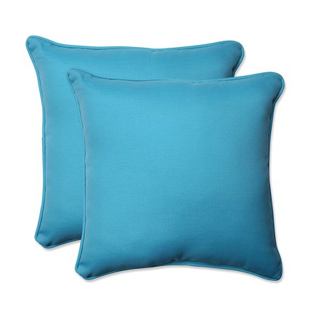 Open-air veranda clipart picture Outdoor Veranda Turquoise Throw Pillow, 18.5-Inch, Set of 2, Includes two  (2) outdoor pillows, resists weather and fading in sunlight; Suitable for  ... picture